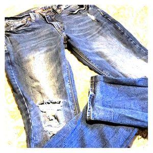 Denizen from Levi's 283 Slim Fit Jean's 31x30